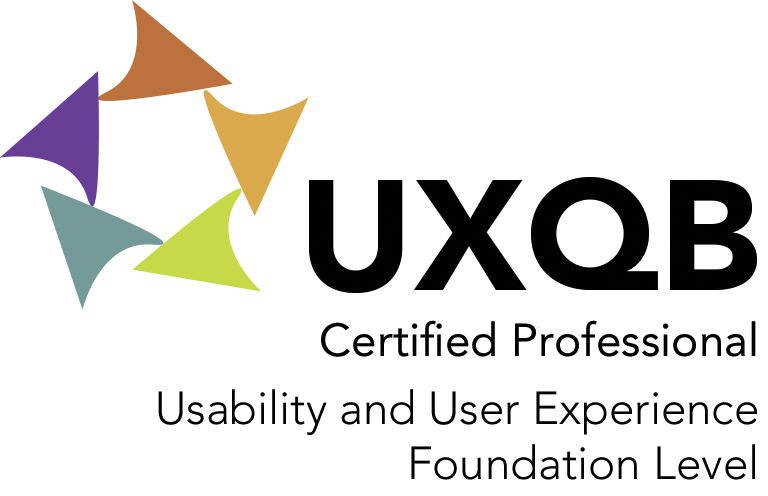 UXQB Certification Logo